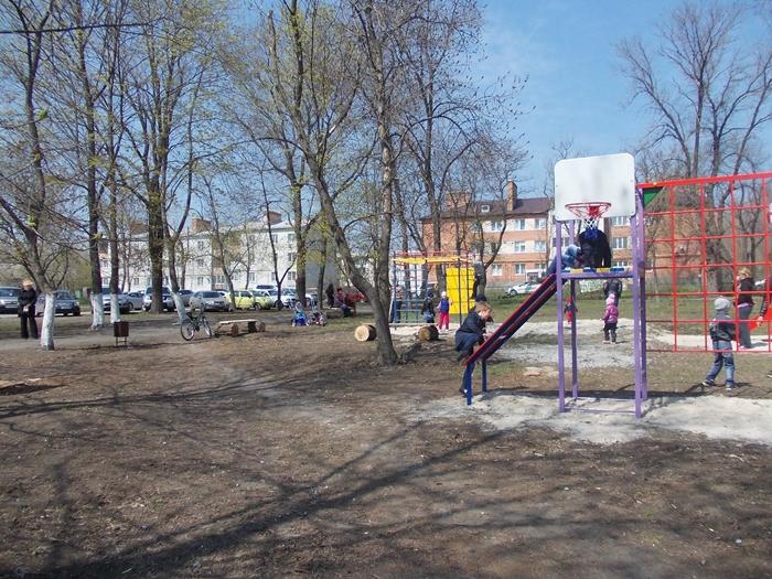 В парке на Нежданной хотят построить многофункциональный спортивный зал