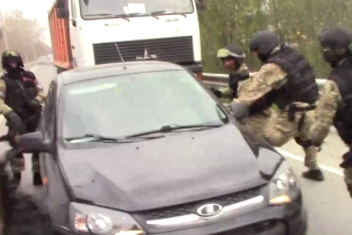 В Ростовской области поймали законспирированных террористов ВИДЕО