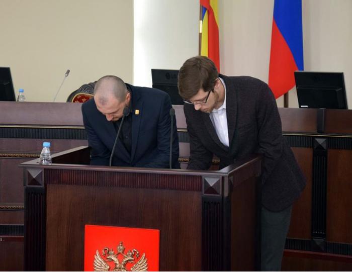 Молодежный парламент подписал новое соглашение о сотрудничестве