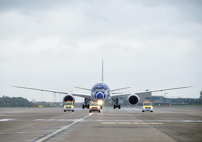 """Дымовая завеса вынудила экипаж посадить авиалайнер, вылетевший из """"Платова"""""""