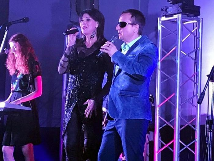 Виктор Тартанов спел дуэтом с Любовью Шепиловой на гала-концерте Международного фестиваля ВИДЕО