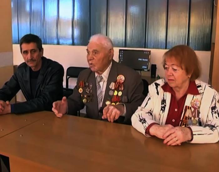 Студенты Педагогического колледжа встретились с ветеранами