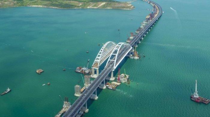 Открытие Крымского моста состоится 16 мая. ВИДЕО