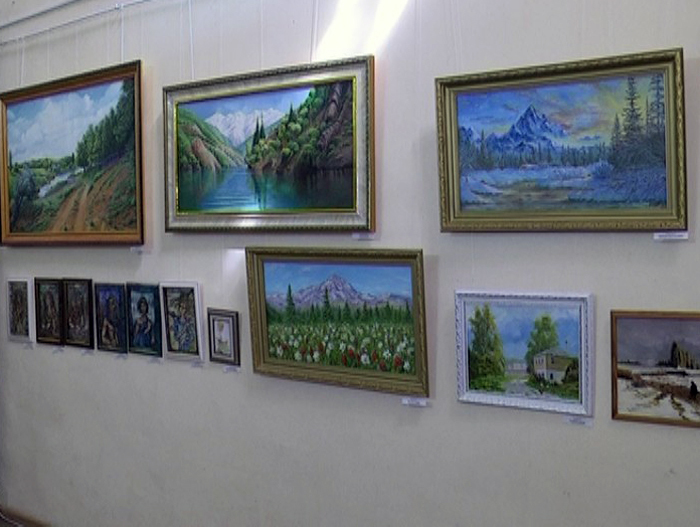 В краеведческом музее открылась выставка