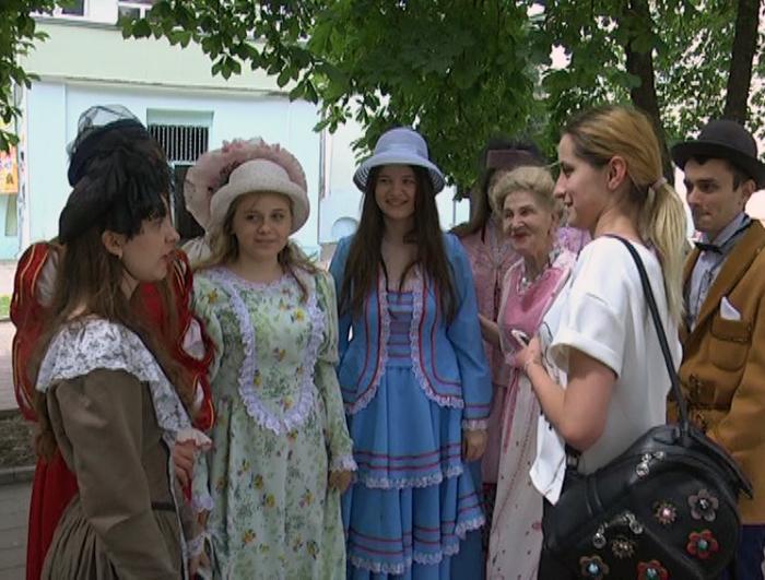 В краеведческом музее утроили Пушкинский день