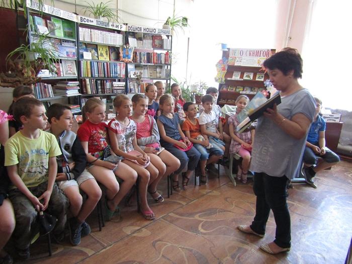 Дети отметили Пушкинский день