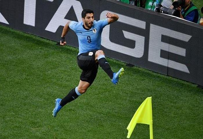 Ведет Уругвай