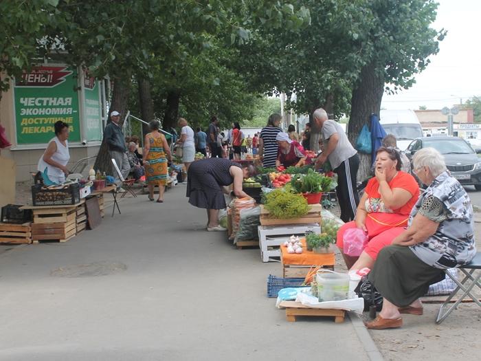 Рынок на Соцгородке собираются узаконить
