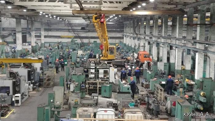 """Шахтинский завод """"Гидропривод"""", как и другие машиностроительные предприятия Дона, может рассчитывать на федеральную поддержку"""