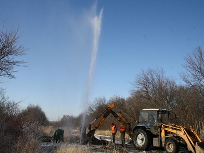 Шахтинские водопроводно-канализационные сети собираются сдать в концессию