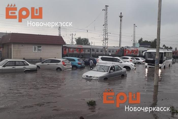 МЧС обещает дожди с подтоплением