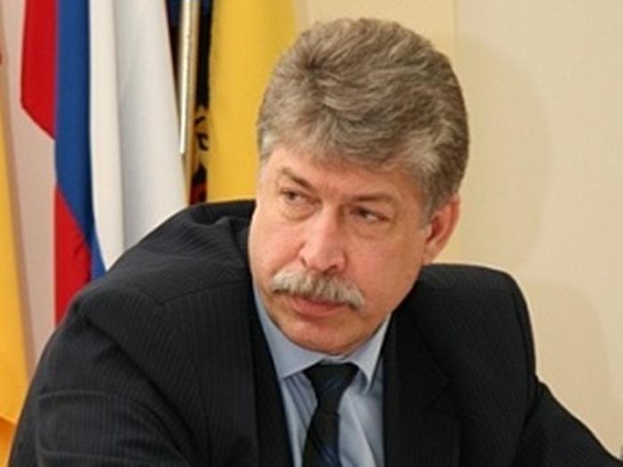 Фёдор Хлебников вернулся администрацию города Шахты