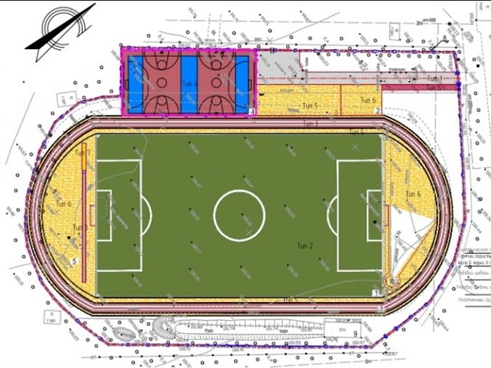 Есть шанс, что реконструкция спорткомплекса на Красина наконец завершится в этом году