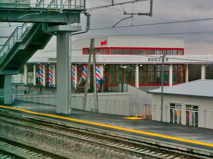 На линии Журавка–Миллерово открылся новый железнодорожный вокзал