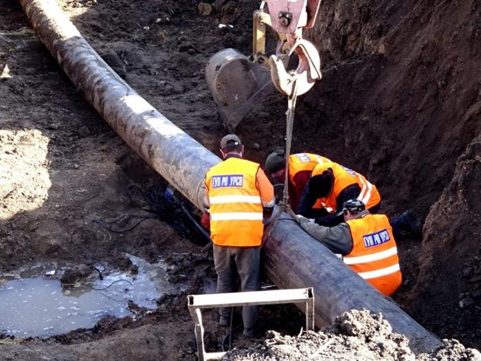 Подведены промежуточные итоги работы по улучшению водоснабжения города Шахты