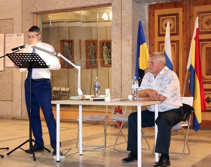 Глава администрации Андрей Ковалев провел встречу с майчанами