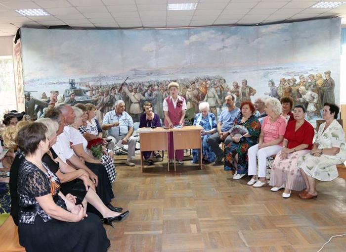 В краеведческом  музее презентовали новую книгу об истории Донского края