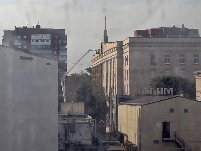 """Шахтинский """"политех"""" начал новый учебный год со смены вывески и открытия новой кафедры"""
