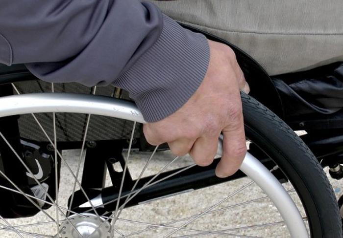 Украл у инвалида