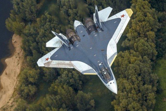 Аэродромы ЮВО готовят для базирования истребителей Су-57