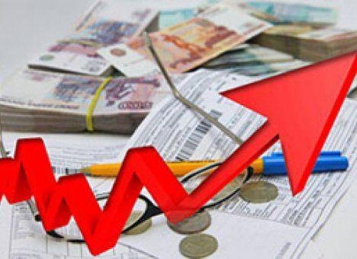 Тарифы ЖКХ повысят в январе. А в июле повысят ещё раз