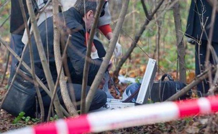 В лесополосе нашли тело 30-летнего шахтинца