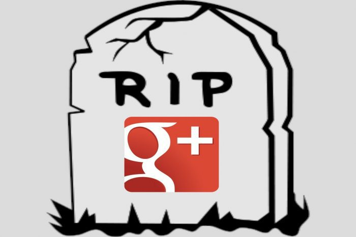 Прощай, Google+?