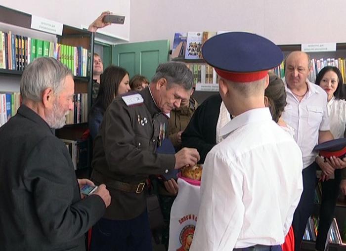 Ученики школы №40 посещают музей казачьей истории