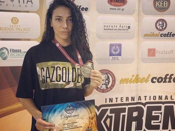 Чемпионка мира по ММА Виктория Склярова из Шахт покажет себя на турнире в Екатеринбурге
