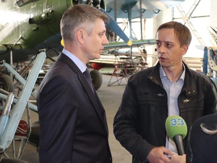 Шахтинский авиаремонтный завод #ДОСААФ полностью обеспечен заказами на 2019 год