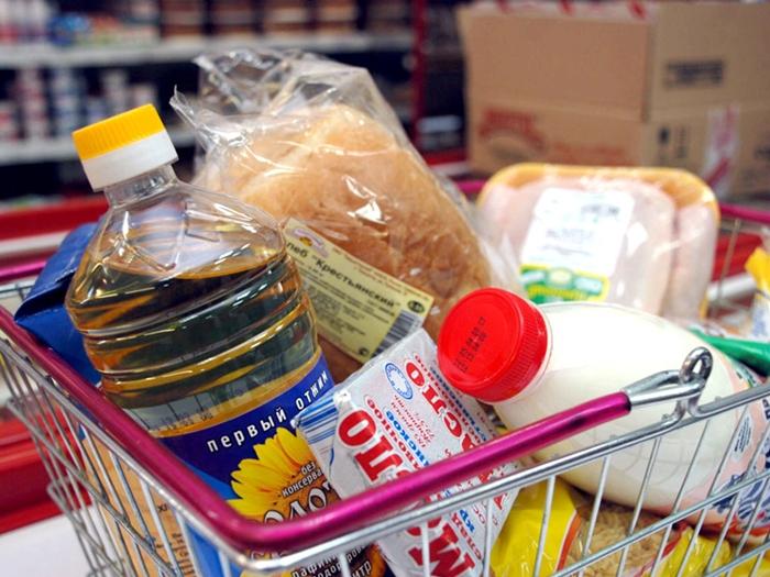 В Шахтах самые дорогие продукты