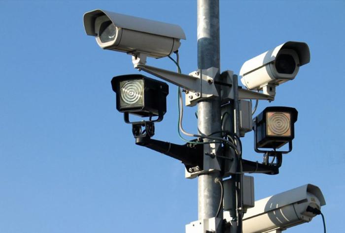 Количество камер видеонаблюдения возросло до сорока