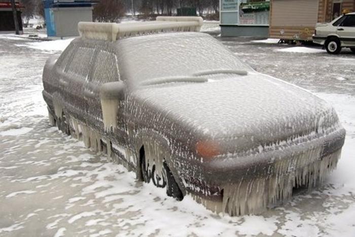 Возможен ледяной дождь