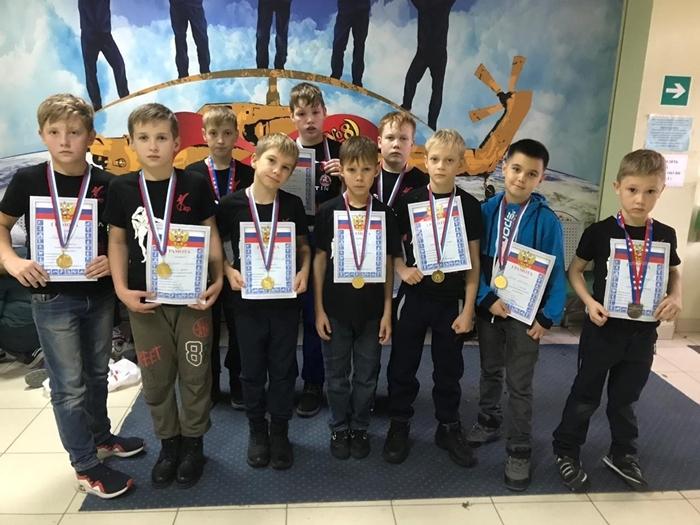 Шахтинские мальчишки отличились на областном турнире