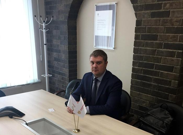 Назначен новый директор департамента городского хозяйства