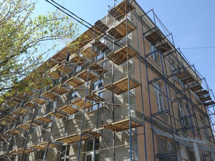 Как проводится капитальный ремонт жилых домов