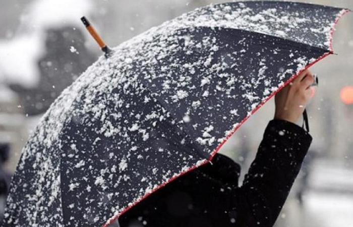 Дождь вперемешку со снегом ожидает нас в ближайшие дни
