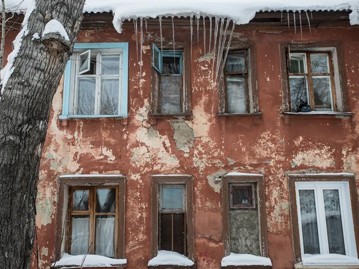 На расселение из аварийных домов предусмотрено 831,16 миллиона рублей