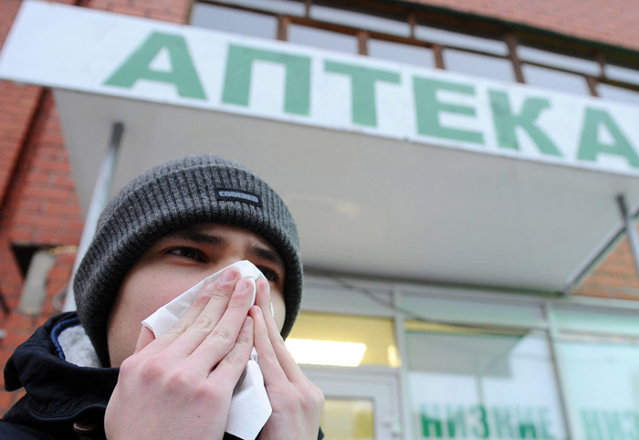 В Шахтах выявлено 2 случая заболевания гриппом