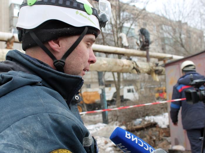 Шахтинский спасатель Алексей Белогубец рассказал, как спасали маленькую Полину