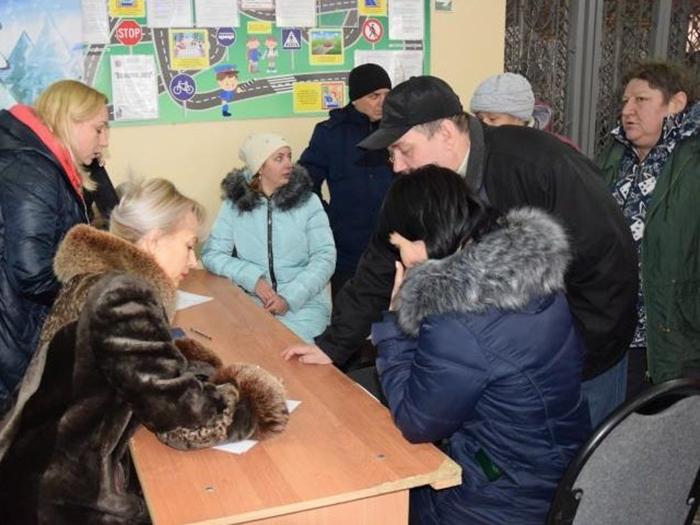 Пострадавшие при взрыве на Хабарова получат помощь