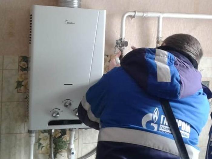 На Артёме внепланово проверяют газовое оборудование в квартирах