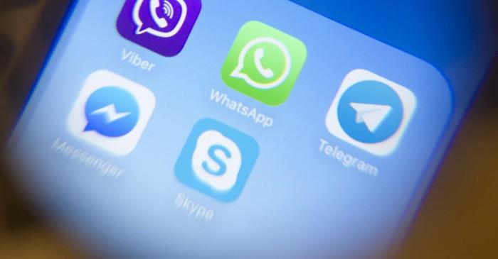 В России полностью деанонимизируют пользователей #Telegram, #Viber, #WhatsApp