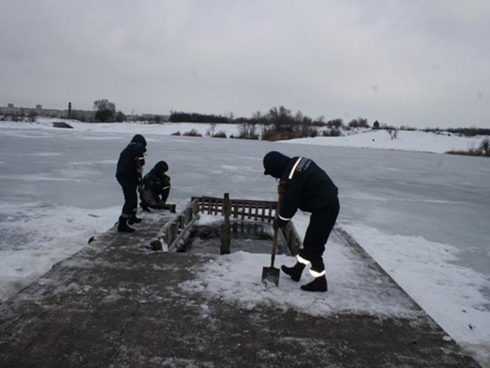 Местом крещенских купаний в Шахтах вновь будет став XX лет РККА