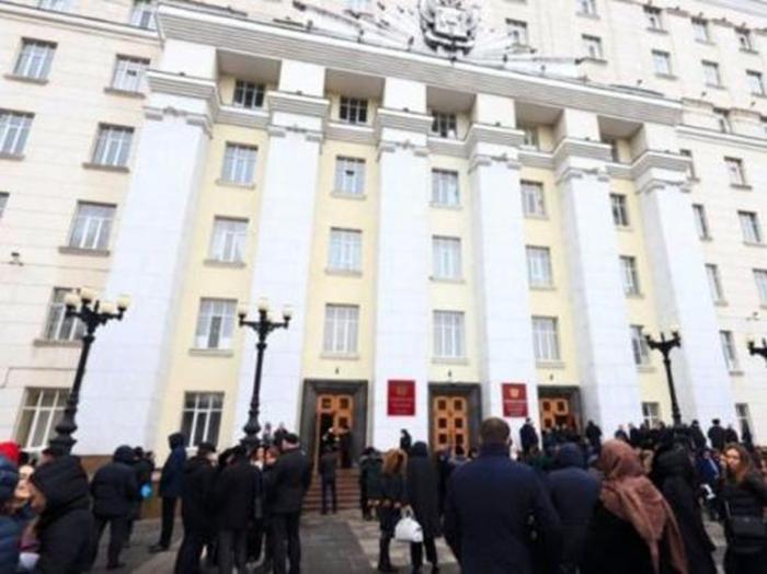 В Ростове эвакуировали людей из зданий правительства области и администрации города