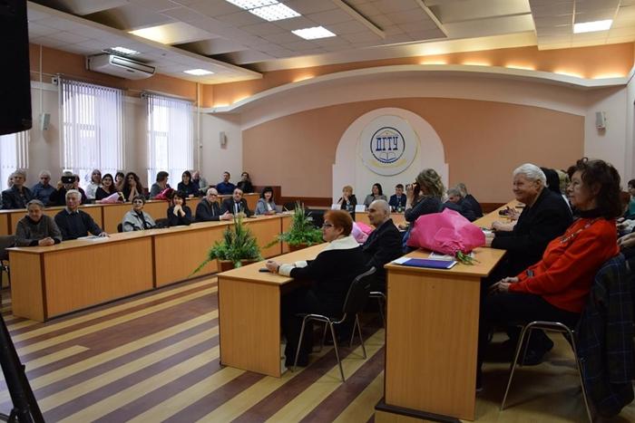 Шахтинские журналисты всё-таки отметили свой праздник