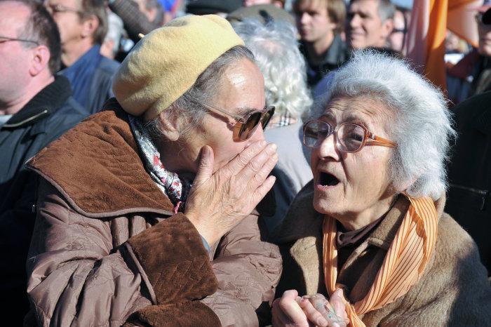 Часть пенсионеров планируют лишить пенсии в 2019 году