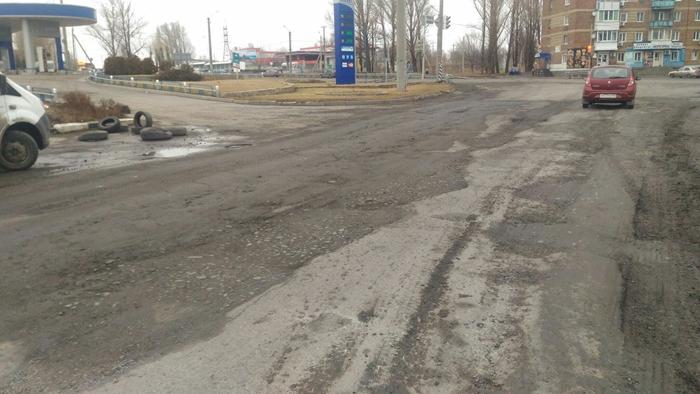Долю нормальных дорог в Шахтинской  агломерации планируют довести до 65,7%