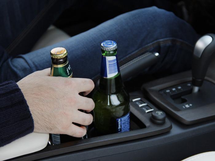 Два десятка водителей привлечены к ответсвенности за управление авто в нетрезвом состоянии в этом году
