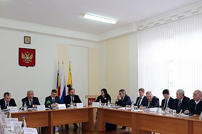 В Шахтах прошло выездное заседание комиссии Общественной палаты России